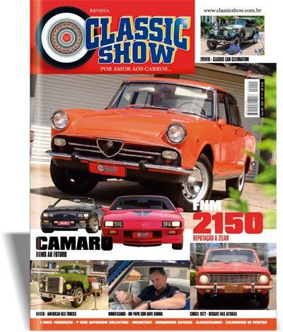 Revista Classic Show edição 111
